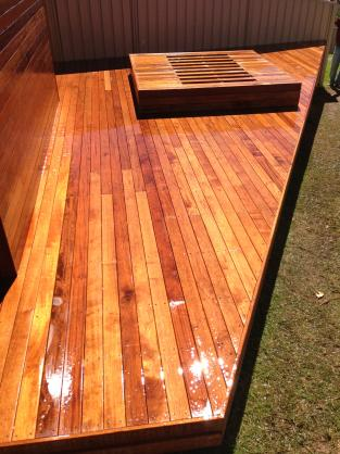 Elevated Decking Ideas by Chippy Fix Carpenter and House Renovations