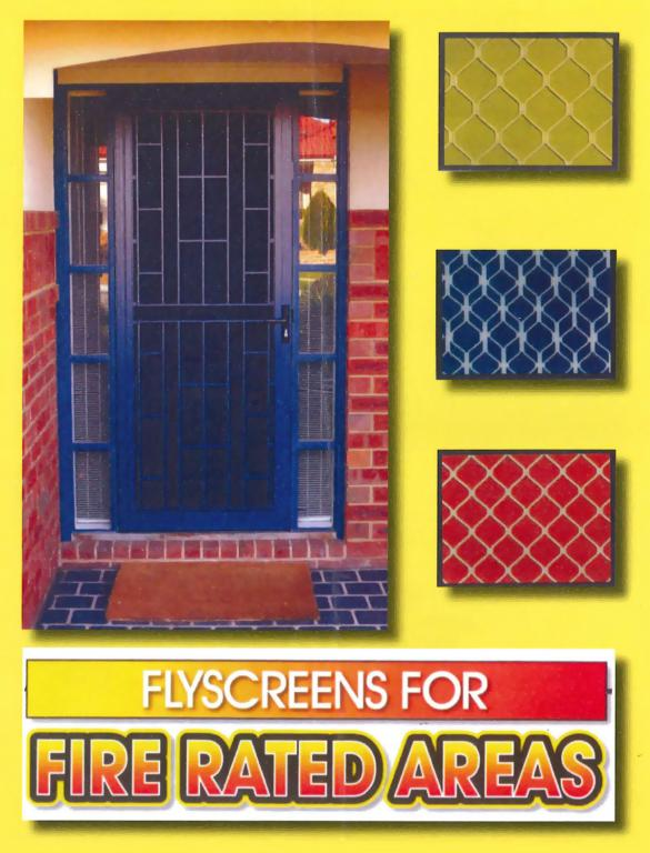 B SAFE Security Doors Penrith Blue Mountains And