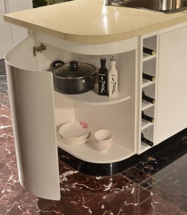 Kitchen Cabinet Design Ideas by Builder's Delight