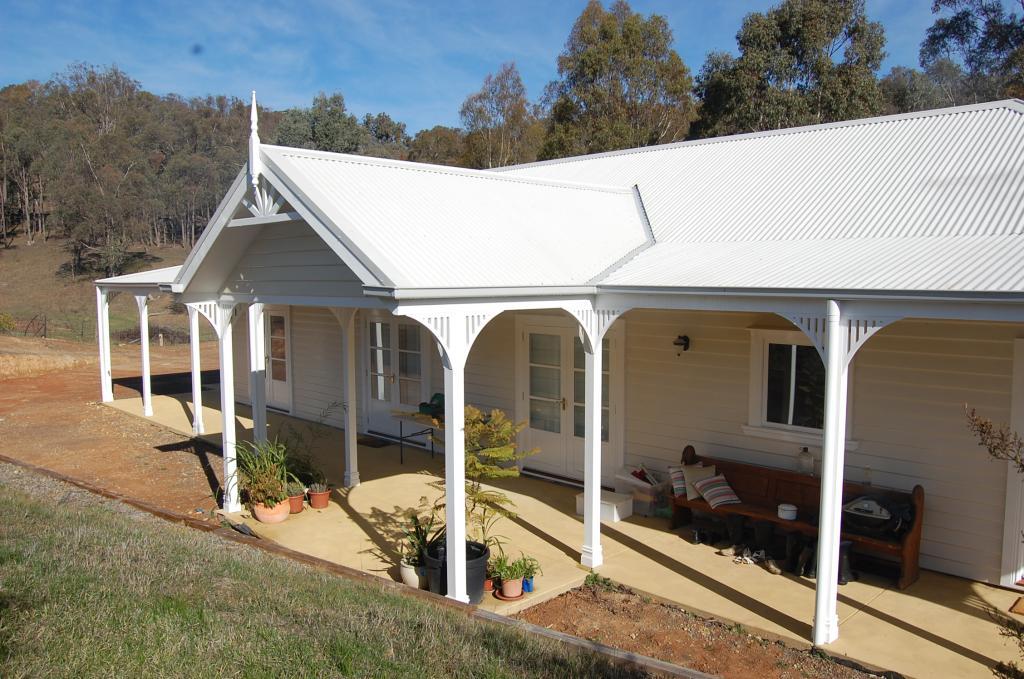 Carmichael Residence