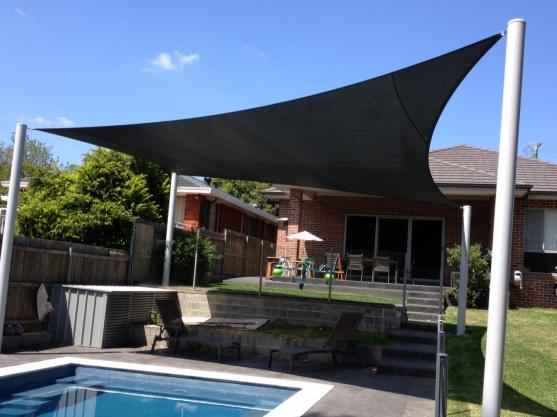 Shade Sail Design Ideas by EzyShades Pty Ltd