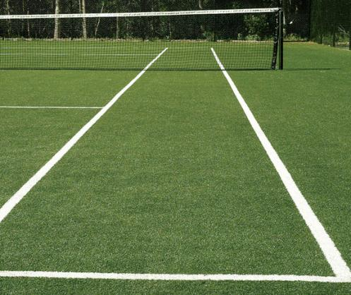 Tennis Court Ideas by Town & Country Lawn Magic
