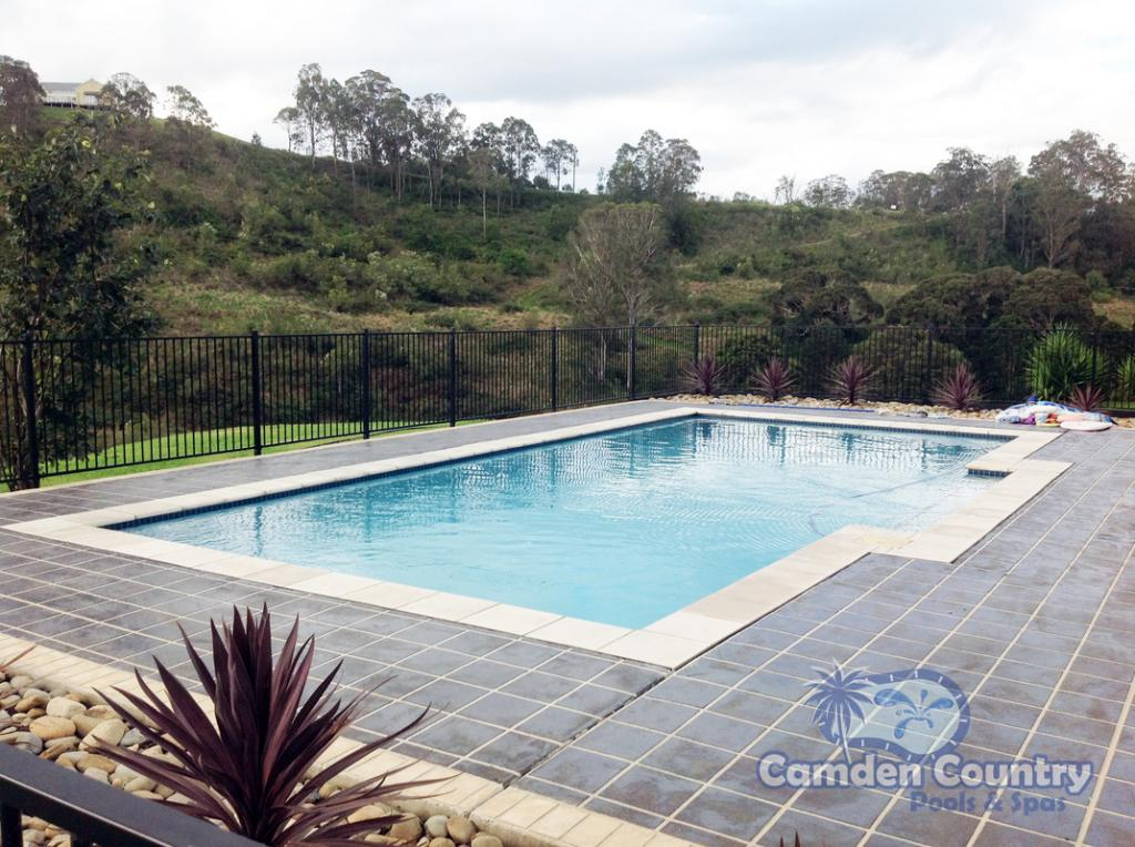 Concrete Pool And Spa Builders Camden Camden Country
