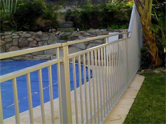 Pool Fencing Ideas by Taunton Fencing Installations