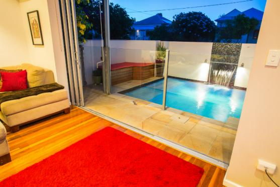 Pool Lights Ideas by Noble Pools & Constructions
