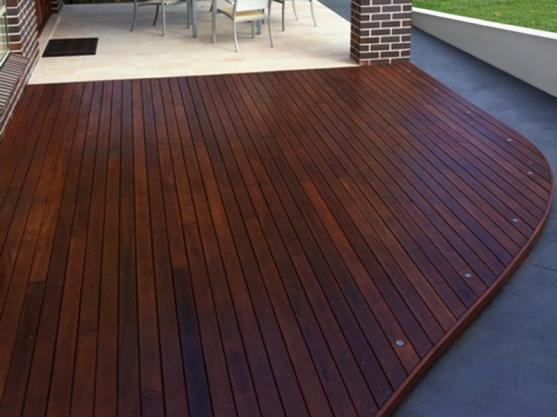 Composite Decking Designs by Tree of Life Landscapes
