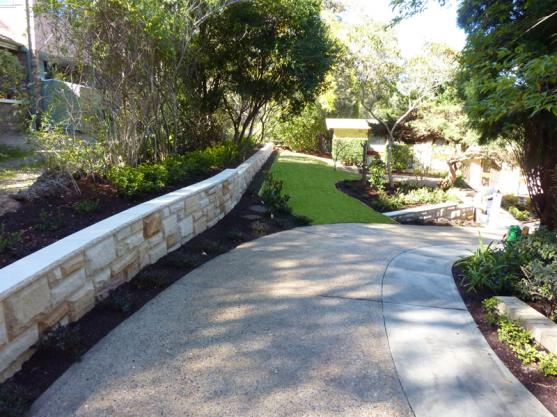Driveway Designs by Tree of Life Landscapes