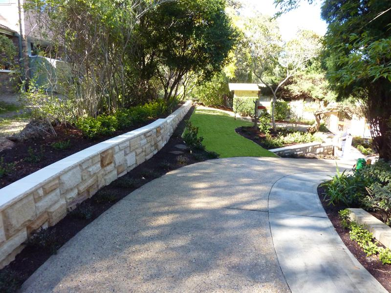 driveways inspiration tree of life landscapes australia hipages
