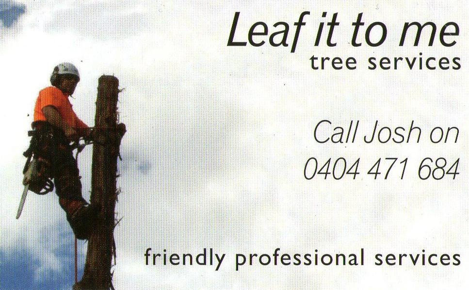 Leaf It To Me Tree Services