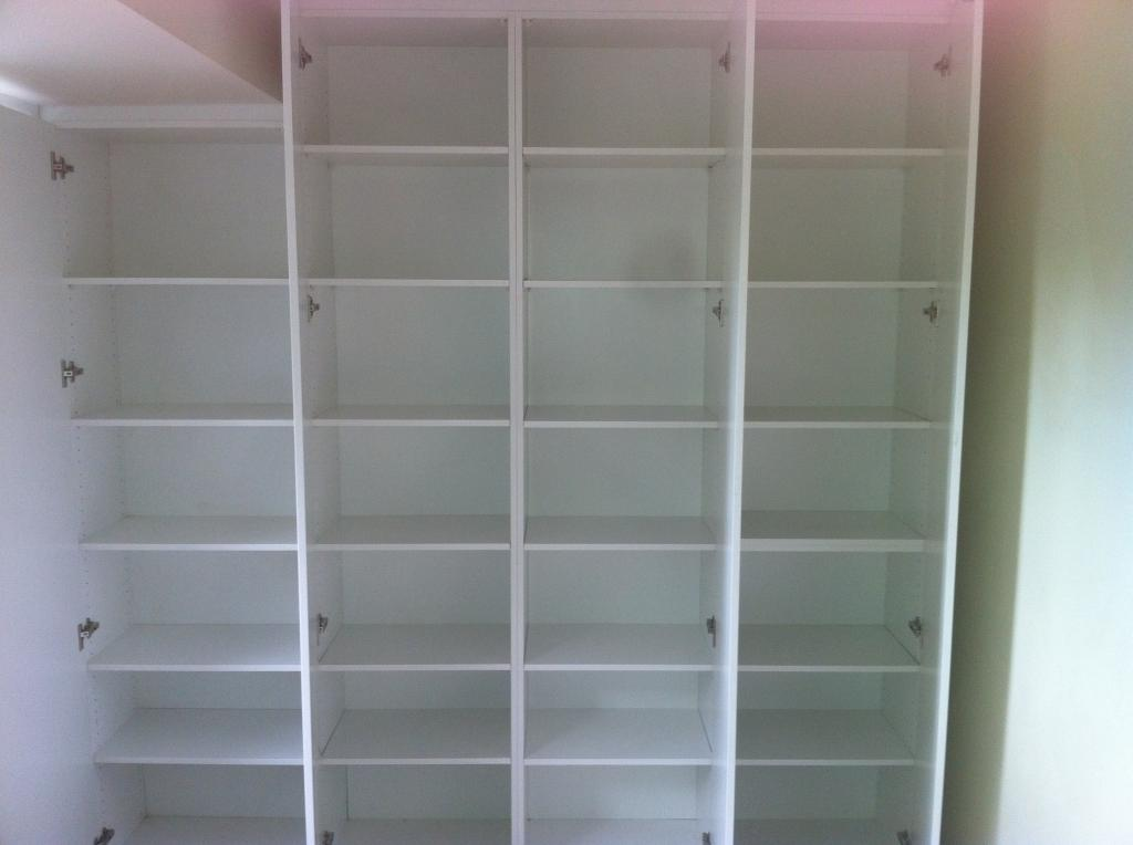 Custom Built Wardrobes Amp Showerscreens North West And