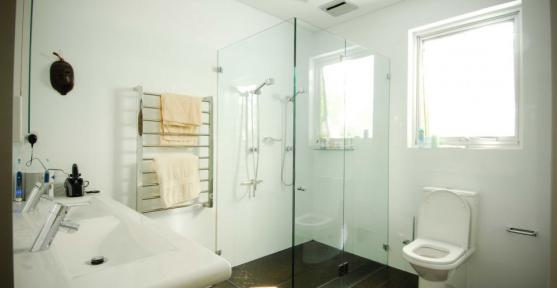 Frameless Shower Screen Designs by Our Build Handyman and Home Improvements