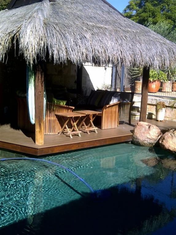 Carpenters r us mandurah surrounds dave dennis 7 for Pool hut designs