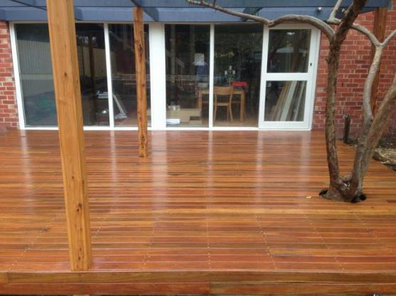 Composite Decking Designs by MJ Harris Carpentry