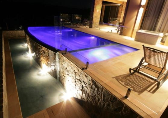 Outdoor Lighting Ideas by Watt'N Earth Electrical Services
