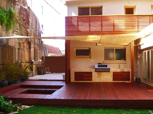 Elevated Decking Ideas by Buildmor pty ltd
