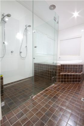 Frameless Shower Screen Designs by Icono