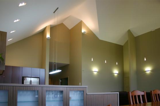 Lighting Design by Buckton Building Pty Ltd