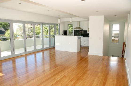 Timber Flooring Ideas by Tisdell Homes