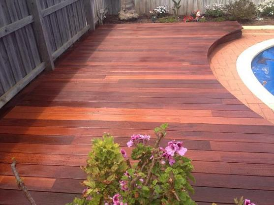 Pool Decking Design Ideas by Deckhead SHOALWATER
