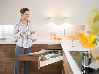 Kitchen Cabinet Design Ideas by Blum Australia