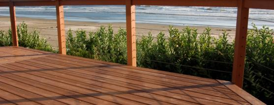 Elevated Decking Ideas by Glenview Carpentry
