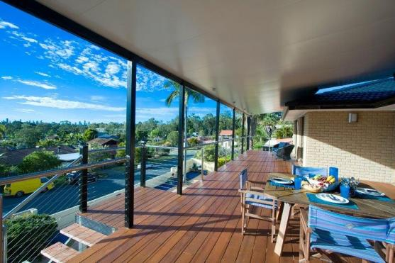 Elevated Decking Ideas by Sun Deck Patios