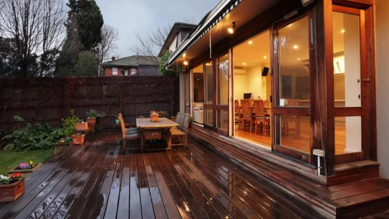 Elevated Decking Ideas by TRW Constructions