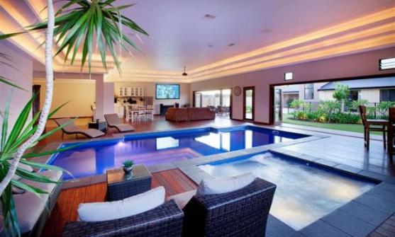 Indoor Swimming Pool Designs By Barrier Reef Pools South West