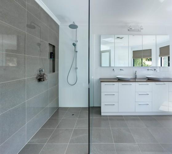 Bathrooms inspiration brilliant sa pty ltd australia Modern australian bathroom design