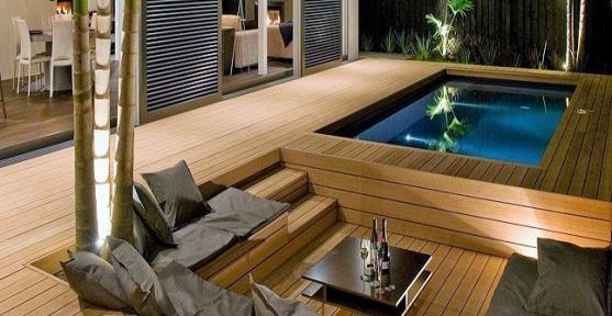 Pool Decking Design Ideas by Caltech Constructions