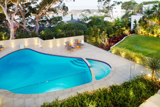 Swimming Pool Designs by Intensive Care Landscapes