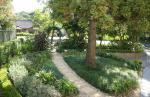 modern classic garden