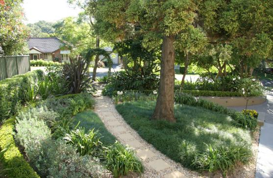 Garden Path Design Ideas by The Other Side Landscapes