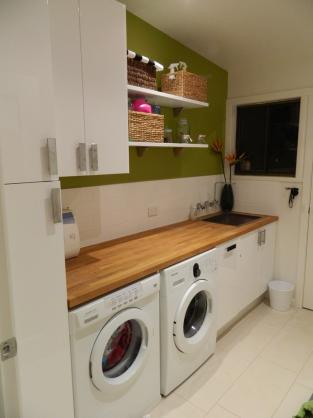 Laundry Design Ideas by Duke Design & Developments