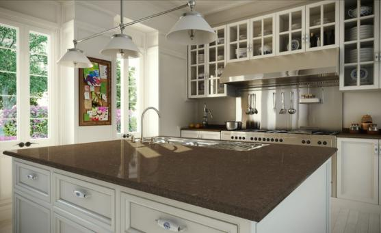 Kitchen Benchtop Ideas by Interiors 2340