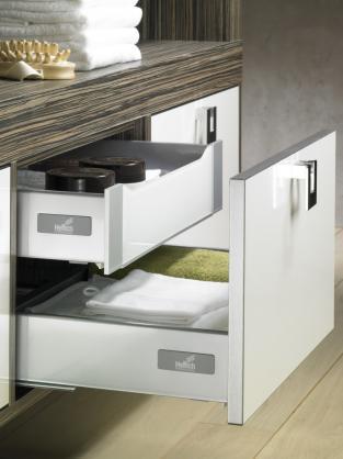 Bathroom Storage Ideas by Hettich Australia