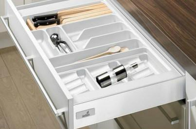 Kitchen Drawer Inserts Ideas by Hettich Australia