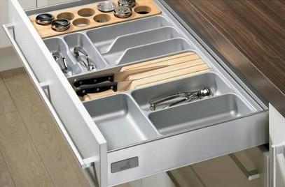 Kitchen Drawer Inserts Inspiration Hettich Australia