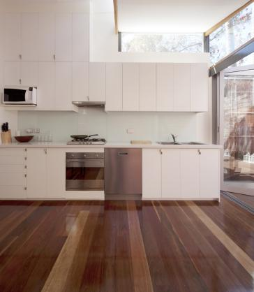 Timber Flooring Ideas by Tempest Studio - Architecture and Design