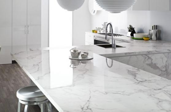 Kitchen Benchtop Ideas by Aria kitchens