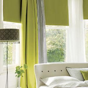 Curtain Ideas by Heather Levi Interiors