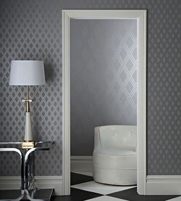 Wallpaper Design Ideas by Heather Levi Interiors