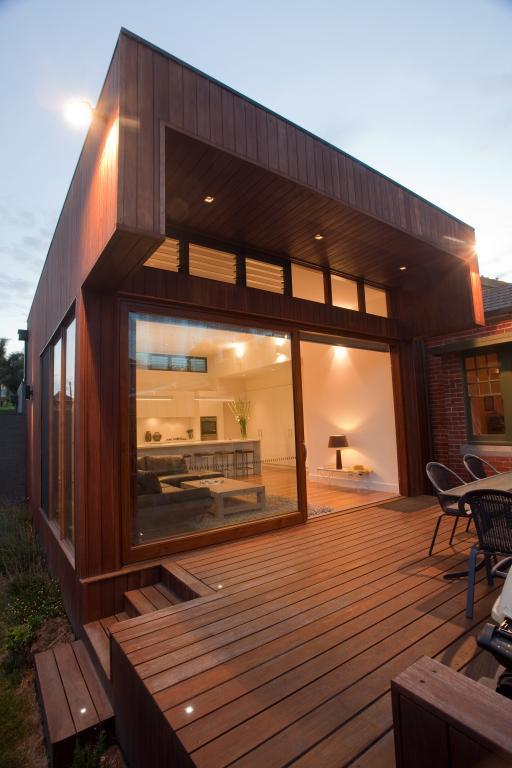 Elevated decking inspiration eco edge architecture for Interior design inspiration australia