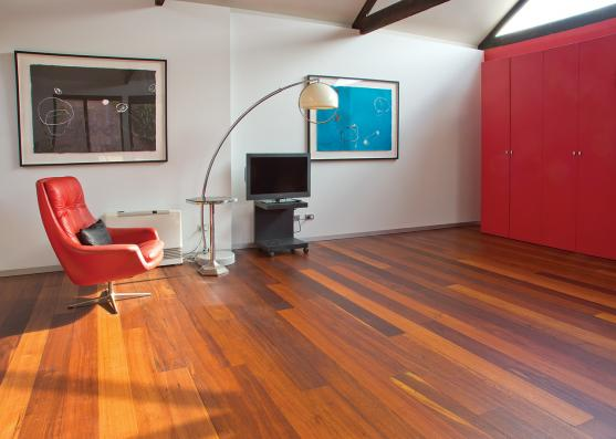 Timber Flooring Ideas by Whittle Waxes