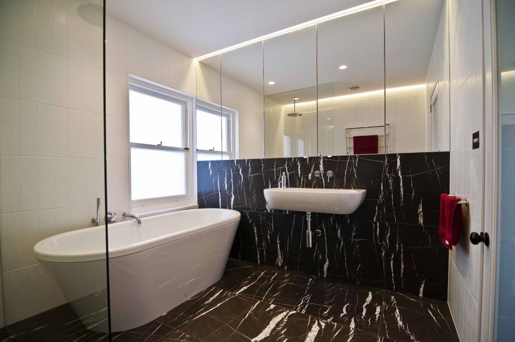 Bathroom Tile Design Ideas by Renovation Connection Pty Ltd