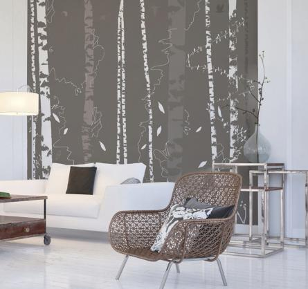 Wallpaper Design Ideas by DIY Wall Coverings