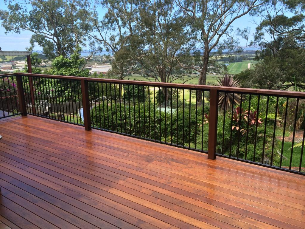 Elevated Decking Ideas by AtoZ Building