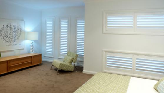 Shutters by Tuscan Blinds