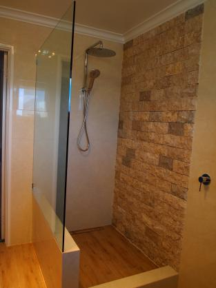 Shower Design Ideas by Zaka's Tiling & Bathroom Renovations