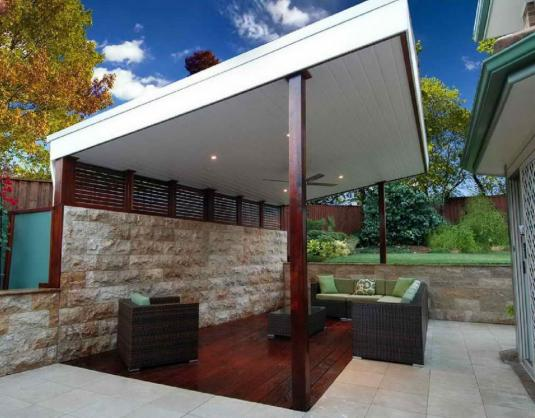 Patio Ideas by Kira Constructions